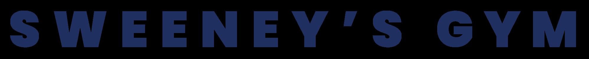 Sweeney's Gym Logo